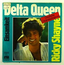 "7"" Single - Ricky Shayne - Delta Queen - S1834 - washed & cleaned"