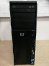 HP Z400 - Xeon X5680@3.33GHz 6C, 24GB DDR3, Geforce 210 1GB, 500 GB 7.2k, W10Pro