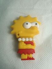 8 Go Lisa Simpson USB 2.0 Flash Pen Drive Memory Stick Simpsons Cartoon Nouveau 8 Go
