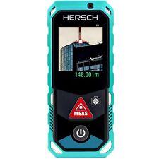 HERSCH Laser Entfernungsmesser LEM 150 mit digitalem Zielsucher und Bluetooth