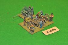 25mm ACW / confederate - 2 guns & crews plastic - art (40054)