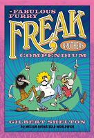 FREAK BROTHERS COMPENDIUM with Signed Postcard