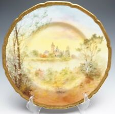 Royal Doulton Signed Dinner Plate Shakespeare's Country Memorial Theater
