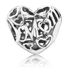 Pandora Motherly Love Mom Charm, Bracelet Bead, Mothers Day Gift, New, #791519