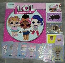 PANINI LOL l.o.l surprise trading cards 1 Display 24 pochettes BOOSTER NEUF