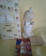Precious Moments Figurine Have I Toad You Lately I Love You New