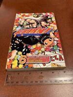 Reborn! Volume 6 English Manga Akira Amano Shonen Jump Viz Media FREE SHIPPING
