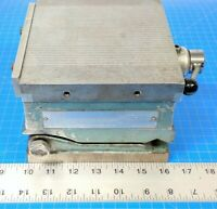 Magna-Lock SP-51 Magnetic Sine Chuck 6x6-1/2 Inspection Grinding Fixture