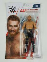 WWE Sami Zayn Basic Series 96 Action Figure Mattel