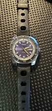 Vintage Cordura Sea Gull 17 Jewels Men's Automatic Diver Watch Nice Condition