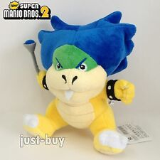New Super Mario Bros. 2 Plush Ludwig Von Koopa Koopaling Soft Toy Doll Teddy 8""