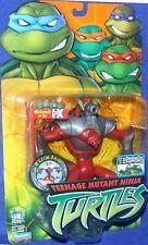"""Teenage Mutant Ninja Turtles 5"""" Razor Fist New Factory Sealed Playmate 2004"""