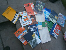 Classic Car Parts catalogues Job Lot