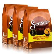 Senseo Kaffeepads kräftig 3er Pack 3 X 48 Pads