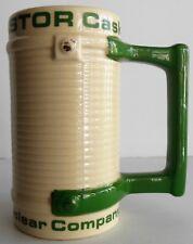 CASTOR Cask Ceramic Vintage Mug GNSI Spent Fuel Chem-Nuclear Odd Weird Rare