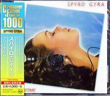 SPYRO GYRA-FREETIME-JAPAN CD Ltd/Ed B63
