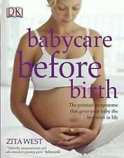 Babycare Before Birth, West, Zita, New Book