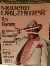 MODERN DRUMMER MAGAZINE MAY 1991ROY HAYNES