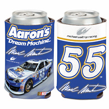 Mark Martin 2013 Wincraft #55 Aaron's Can Coolie Free Ship!