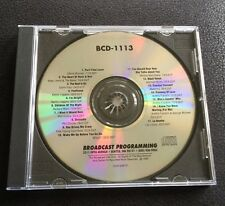 **ULTRA RARE PROMO CD**I Knew/Wake/-George Michael/Wham/Madonna