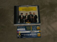 Melos Quartett Beethoven String Quartet 10 Harp 11 Serioso Japan CD