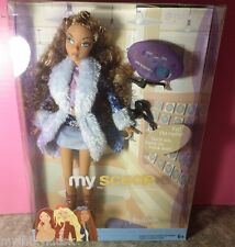2003 My Scene MADISON Doll & FM Radio w/ earbuds NRFB New Target Special Edition