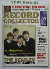 RECORD COLLECTOR MAGAZINE - Issue 308 March 2005 - Beatles / Funk / Pub Rock