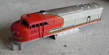 Vintage HO Scale AHM Tempo Santa Fe 5028 Locomotive Shell LOOK