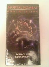Mortal Kombat - Annihilation  DESTROY ALL EXPECTATIONS BRAND NEW SEALED