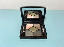 CHRISTIAN DIOR - 5 COULEURS - EYE SHADOW PALETTE - HOUSE OF GREENS 466 -0.25 OZ.