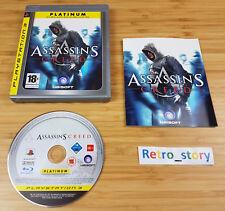Sony Playstation PS3 Assassin's Creed PAL