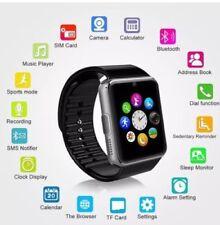 Dernières Entièrement neuf dans sa boîte écran tactile Smart Fitness Watch Cadeau connecter Apple Andriod Silver