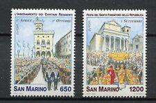 30030) San Marino Pradal Marino 1998 MNH Nuevo Europa 2v