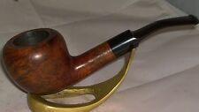 Beautiful Bari Senior MANDARIN 555 - Made in Denmark Tobacco Smoking Estate Pipe