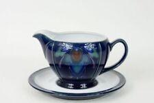 Blue British Stoneware