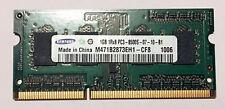 Samsung 1gb (1066mhz) 1rx8 Pc3 - 8500s-07-10-b1 M471b2873eh1-cf8