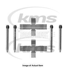 New Genuine BORG & BECK Brake Pad Accessory Fitting Kit BBK1177 Top Quality 2yrs
