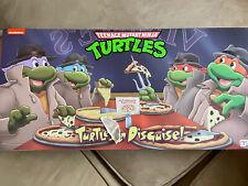 neca tmnt turtles in disguise 4 pack