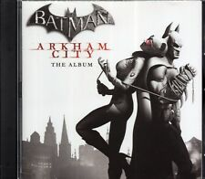 Batman Arkham City (Game Soundtrack CD) Daughtry/Coheed And Cambria/Serj Tankian