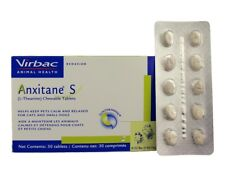 Anxitane S for Small Dogs & Cats [50 mg] (30 count)