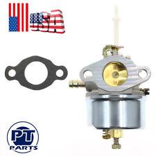 Carburetor For Tecumseh H70 HSK70 7HP Snowblower Carb w/ Gasket  632371 632371A