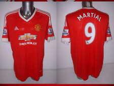 Manchester United MARTIAL Adidas Jersey Shirt Adult XXL Top Soccer Football