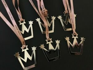 GEORG JENSEN CROWNs (6) Christmas Decoration SILVER Limited Edition Xmas 2020