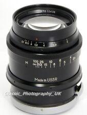 Jupiter-9 85mm F2 Contax fit Lens based on ZEISS Sonnar 1:2 f=8.5cm Lens