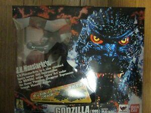 [FROM JAPAN]BANDAI S.H.Monsterarts Monster Arts Godzilla 1995