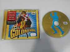 AUSTIN POWERS GOLDMEMBER CD SOUNDTRACK 2002 ROLLING STONES BEYONCE BRITNEY SPEAR