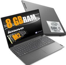 "NOTEBOOK LENOVO 15.6"" Display FHD V15 I3-1005G1 Ram 8GB SSD M.2 Nvme 256GB Win.."