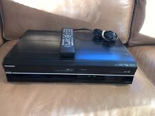 Toshiba DVD Recorder / VCR Player Combo DVR620KU with REMOTE + HDMI Output