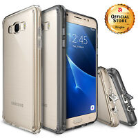 For Samsung Galaxy J7 | Ringke [FUSION] Clear Shockproof Protective Cover Case