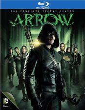 ARROW THE COMPLETE SECOND SEASON 2 New Sealed Blu-ray Green Arrow
